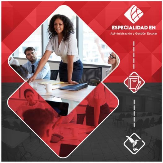 Especialidad Administración y Gestión Escolar