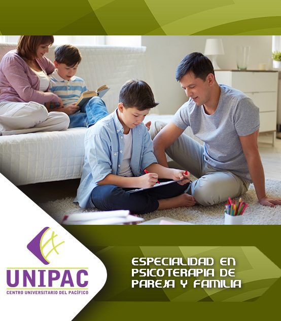 Especialidad en Psicoterapia familiar y de pareja